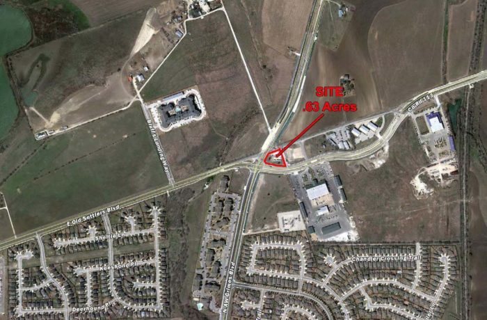 ±.63 Acre Commercial Tract <br>Round Rock, TX